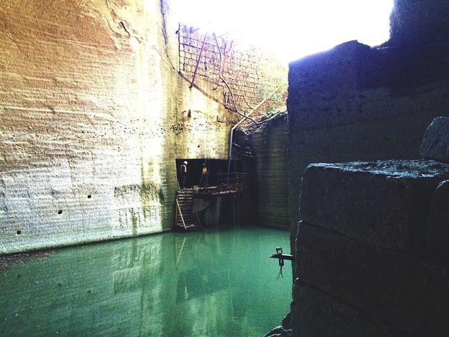 Japan 地底 大谷採石場 大谷石 Ohyaunderground Underground OHYA Utsunomiya 宇都宮 チイキカチ