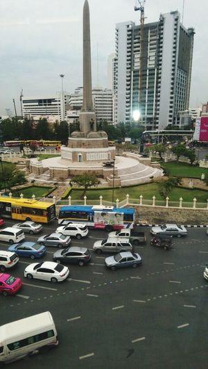 Investing In Quality Of Life BangkokThailand Skytrainbangkok Busycity