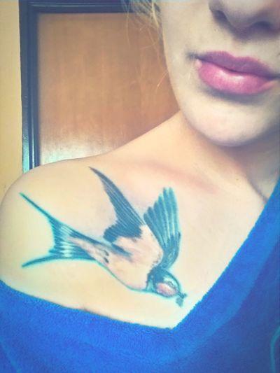 Swallow Jaskółka Tatuaggio. ❤❤ Tatuaż Ta2 Tattoo ❤ Tattoo Design Bird Tat Tat Tatted Up ! Tattoo