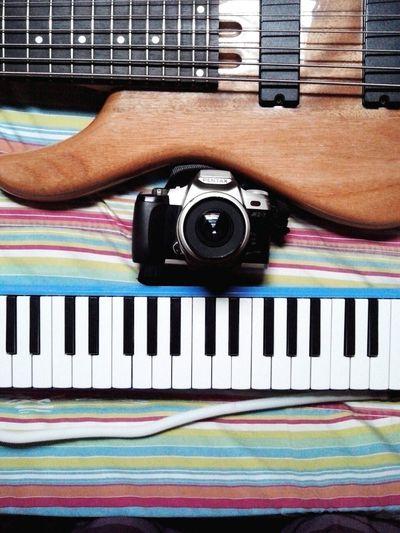 Hobbye Photo Music Things Colors Macapá-Brazil Room