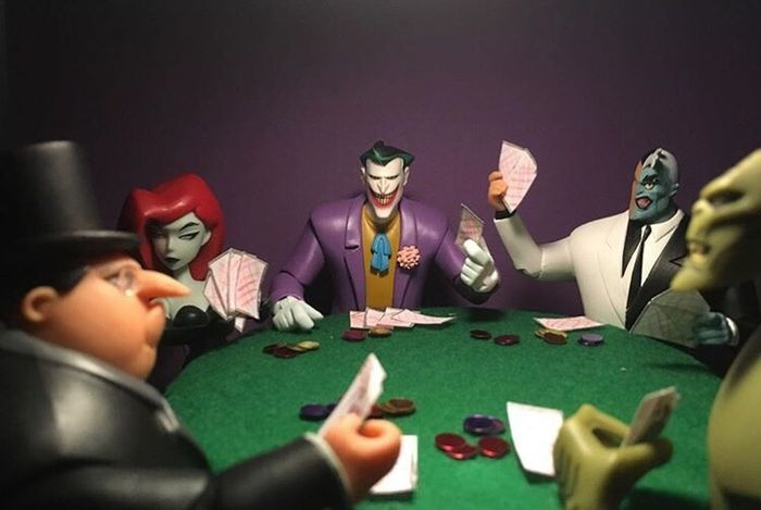 """""""Almost got 'I'm"""" First Eyeem Photo Batmananimatedseries Batman And Robin Rogues' Gallery"""
