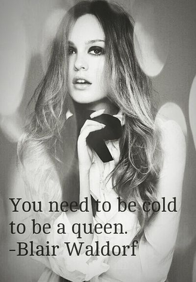 MyIdol😍 Blairwaldorf Gossip Girl Beautifulwoman Tvseriesaddicted First Eyeem Photo