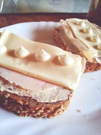 breakfast Breakfast Sandwiches Yummy