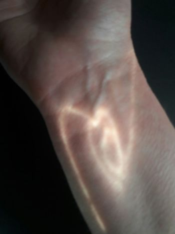 """""""Love Through My Veins"""" Nobody One Hearts Human Body feelings Wrist No One Forearm Light Light Reflections Tattos Shadows Heart Shapes Woman Human Body Part Close-up Conceptual EyeEmNewHere"""