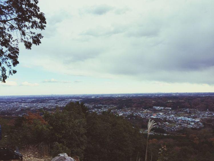 日和田山山頂〜 Hiking