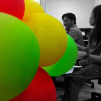 Bored Holiday Balloon Colored IGDaily Igmanila Photooftheday Reception Igbest