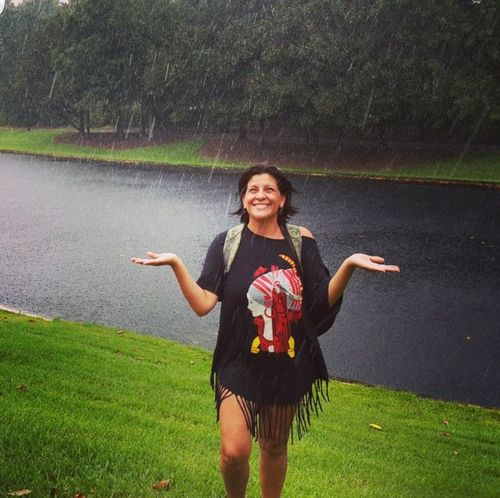 Yaz Yağmuru The Summer Rain Get Wet Orlando Florida Rainy Days☔ Rainy Day Rainyseason Happy Face Funny Faces