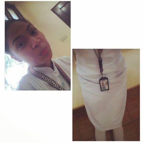 Ready to go!! Duty Studentnurse Ernurse Happy