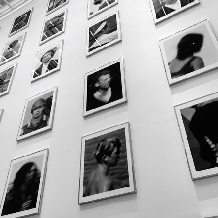 Black & White Exhibition Exhibit  Photography People Frame EyeEm Selects