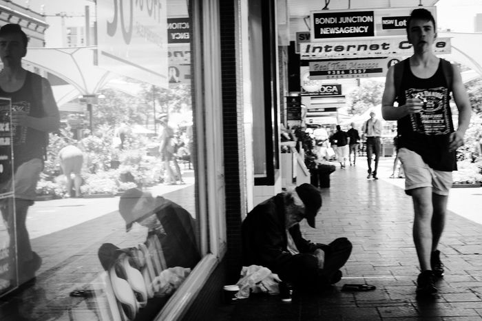 Blackandwhite Photography Streetphotography Reflections