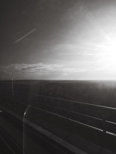 Train Ride to Meldorf