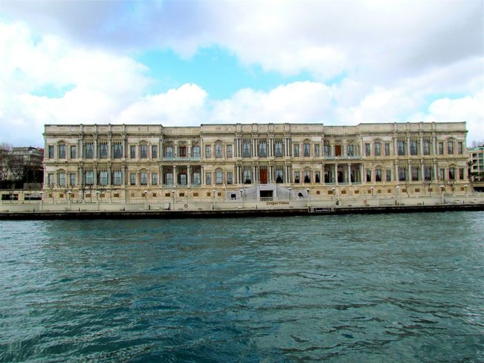 Take Photos Historical Building Ottoman Empire Ottomanpalace Ottoman Life Historical Place Nice Atmosphere Sea Feriboat Canonphotography Istanbul Turkey Palace Of Culture Costantinepolis Turkey