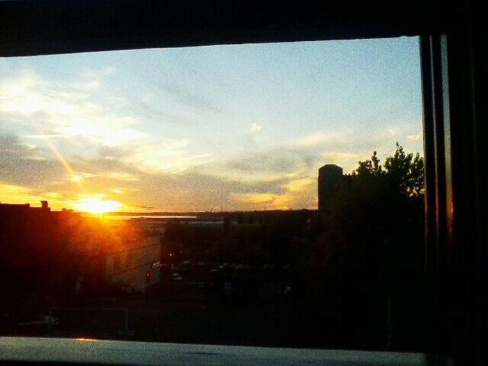 Taking Photos Enjoying Life sunset Hello World