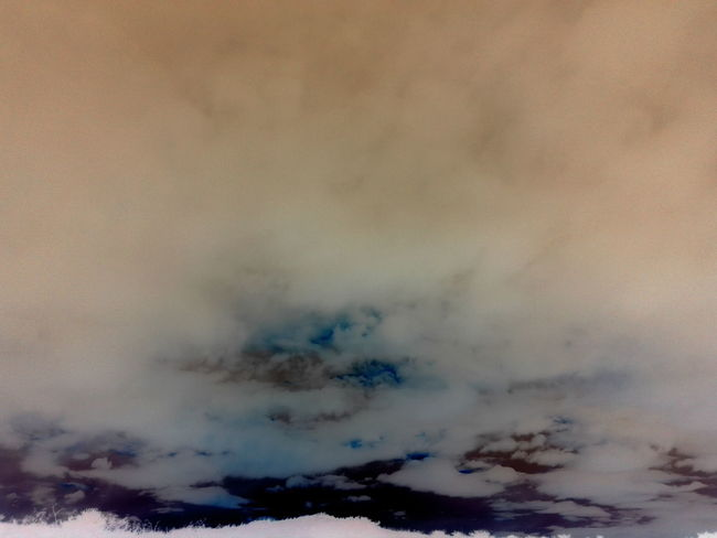 Beautiful Anger Cloud - Sky