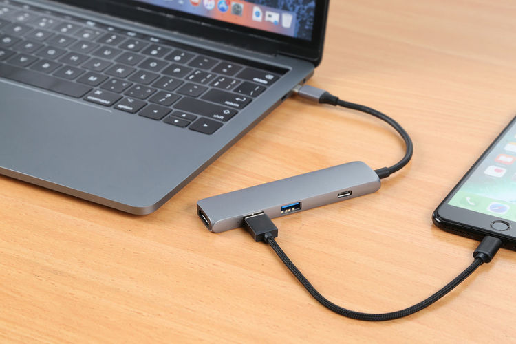 Converter USB