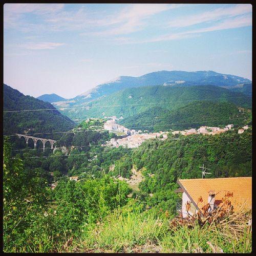 Panorama di Lagonegro