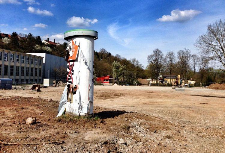 """""""The forgotten Pillar"""""""