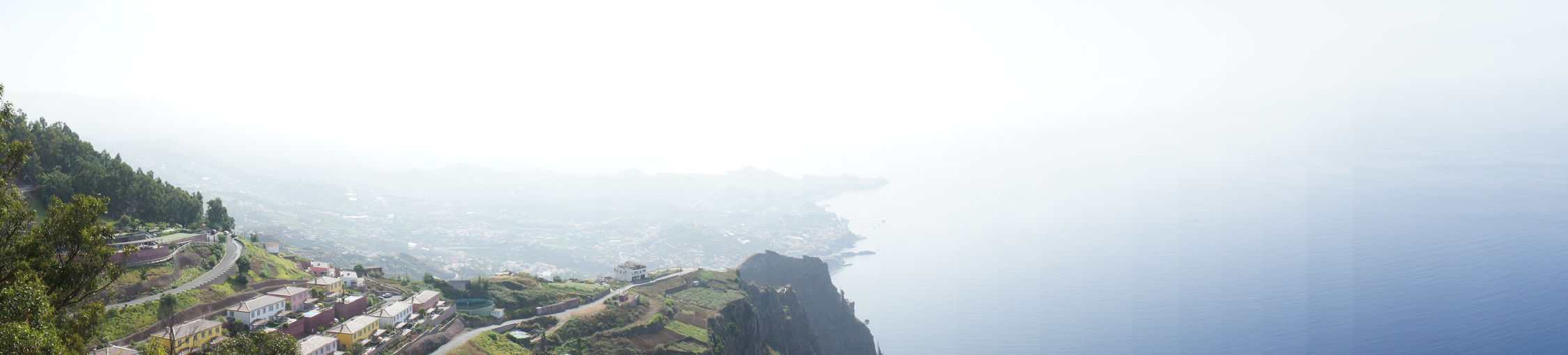 Portugal Madeira Panoramic Photography Sony A6000