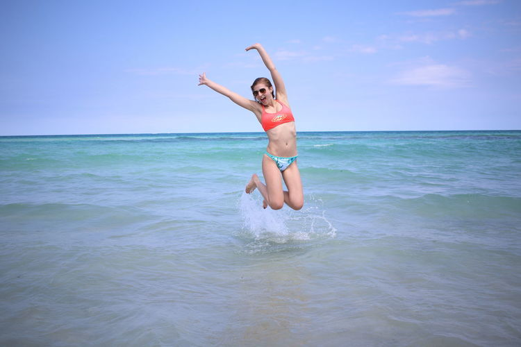 Beach Beaches Blonde Car Coastline Florida Friends Fun Model Nature Outside People Playa Sand Swimming Towel Water