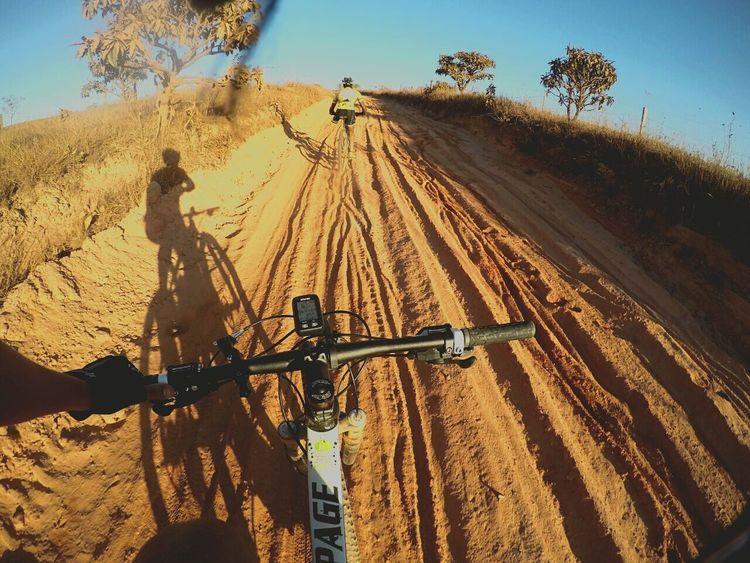Nada se resume. Bike MTB Cicling Garmin Mosso Brasília