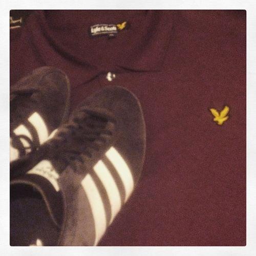 😃 Smile it's adidas and Lyle Lyleandscott Adidas Casuals Adiobsessed Adidasorginals Fatbandit Blurtsadidas