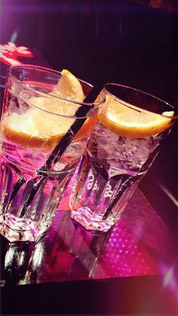 Drinks Gin Tonic Bar Party Fridaynight