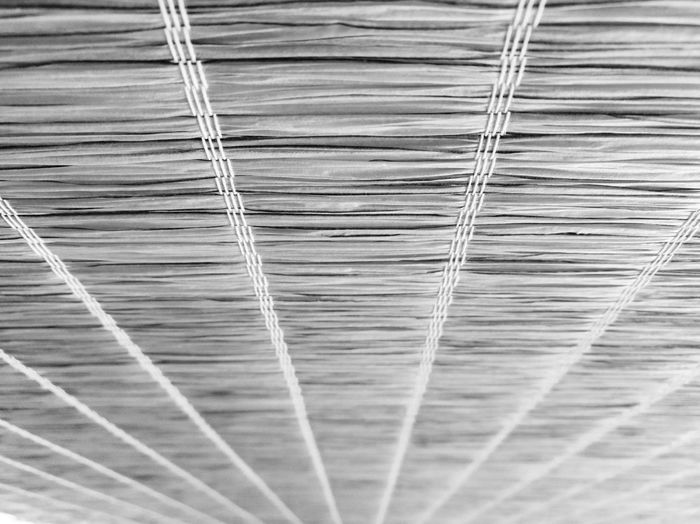 Full Frame No People Pattern Backgrounds Rope Textured  High Angle View Form Textured  Lines Lines And Shapes