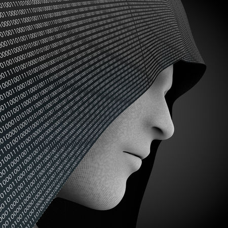 hacker hooded Anonym Anonymity Anonymous Binary Binary Code Computer Crime Covered Digital Face Hacker Hacking HEAD Hood Hooded Human Body Part Incognito Masked Secret Spy Undercover