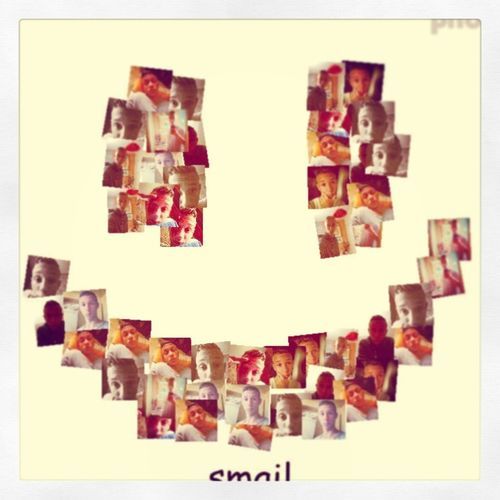 Smail Happy Sunny Day Me