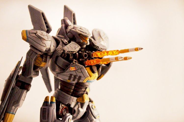Striker eureka attacks! Neca Action Figures Bigbadtoystore Toys Action Figures Pacific Rim Striker Eureka First Eyeem Photo