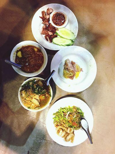 Northern Thai food Food ของกิ๋นคนเมือง