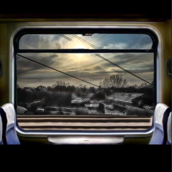 Trainride I Dream Of Ruined Holidays Forgotten Dreams New Nightmares Photographic Approximation Partir C'est Mourir Un Peu...