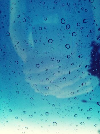 Backgrounds Window Drop Full Frame Condensation Close-up Water Indoors  Wet Textured  No People Futuristic RainDrop Nature Day Fragility Sky EyeEmNewHere EyeEmNewHere