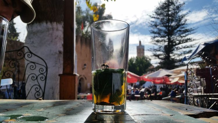 Morocco Tea The Abeille Chaouen Menthe First Eyeem Photo