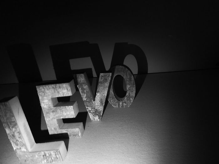 Shadowplay .. Shadow And Light Close-up Light And Shadow Shadow Light No People Levo Letters