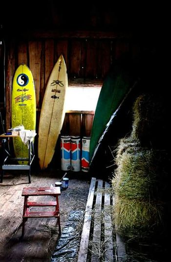 Check This Out Light And Shadow Barn Surf Photography Surfing Surfboards Yinyang Summertime Summer Vibes Yin And Yang Surfboard