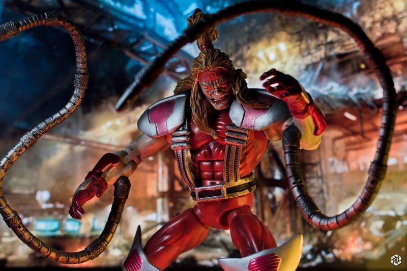 Marvellegends Marvel Toybiz Xmen Omegared