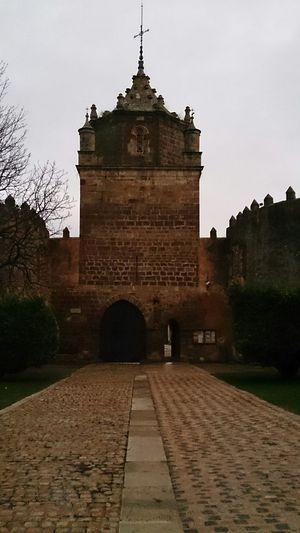 La Entrada al Monasterio De Veruela