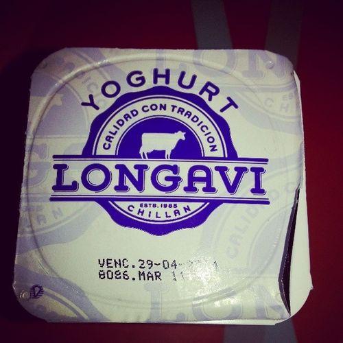 El Yoghurt mas Conocido del Mundo Longavi