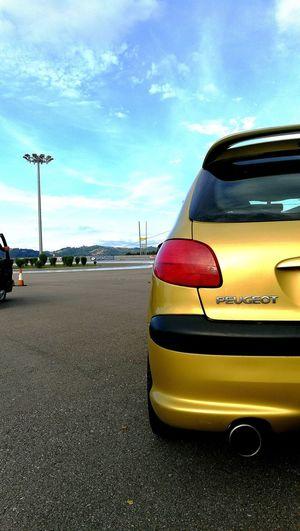 Peugeot 206 1.6 16V XS