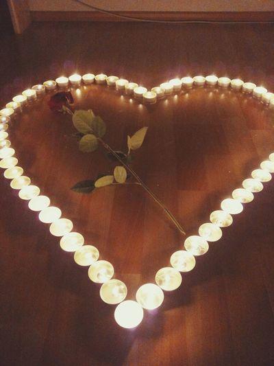 Valentinstag Valentinstagvon Ihm *-* So Schön! ♡ Ich Liebe Dich ♥