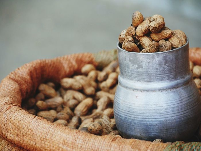 Peanuts for