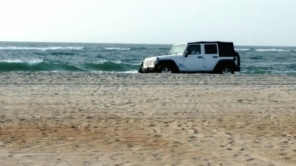 Jeepwrangler Jeeplove Ocean North Carolina Jeep Jeep Life Wrangler Driving Sand Seaside Beach Life Is A Beach