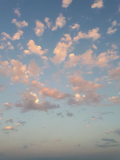 Cloud - Sky Pastel Colored No Filter, No Edit, Just Photography