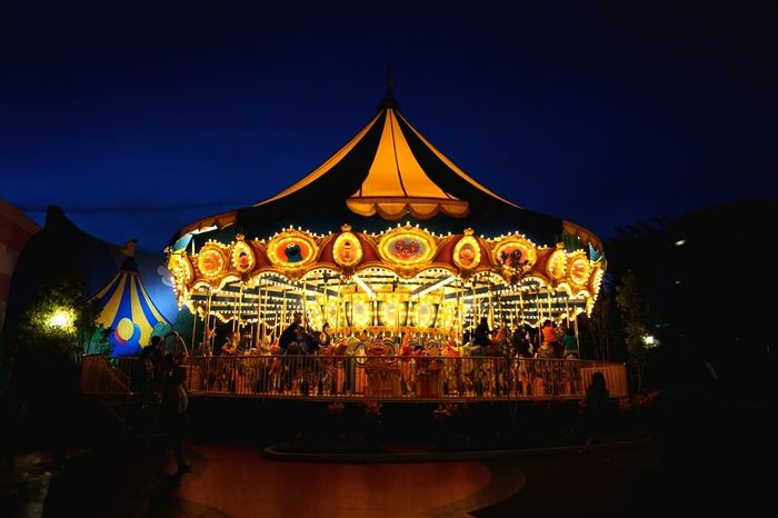 Urban 4 Filter Merry Go Round Traveling