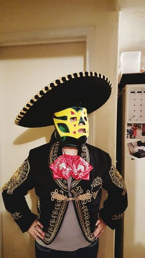 Perfect Match Luchalibre Mariachi Picturing Individuality Girlpower Proudofmyroots