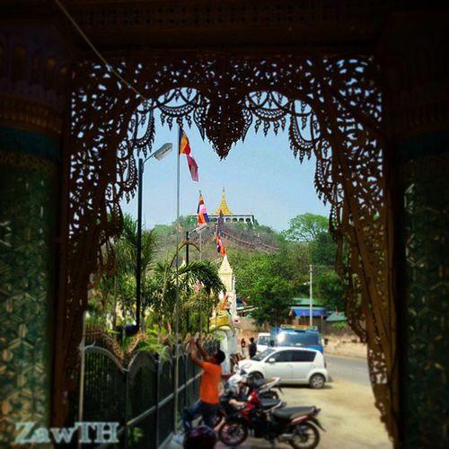View of the Mandalay Hill from eastern portico of Kyauk Taw Gyi Pagoda. Mandalayhill Pórtico Kyauktawgyi Kyauktawgyipagoda Mandalay Myanmar Burma Exploremyanmar Goldenland Pagoda Temple Igersmyanmar Igersmandalay Vscomyanmar Burmmeseigers Burmesearchitecture Myanmararchitecture Architecture Temple Igersoftheday Naturelovers Bsn_family ASIA GalaxyGrand2 Zawth Buddhist buddhism theravada