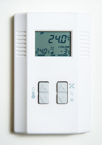 Air conditioner in the hotel Air Conditioner Button Conditioning Home Panel Screen Weather Appliance Close-up Cold And Hot Control Digital Digits Indoors  No People Object Technology Temperature Temperature Control Temperaturecontrol Thermometer Thermostat Ventilation White Background