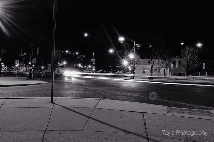 Streets.. Nikon Longexposure Taylorphotography