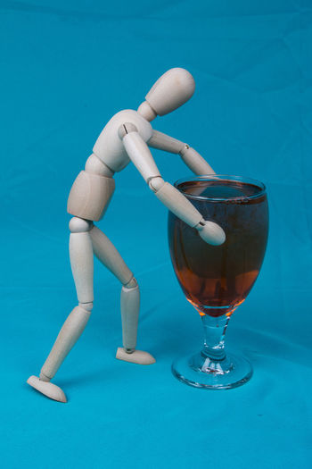 Bob needs wine Close-up Day Figurine  Food And Drink Full Length Human Body Part Human Hand Human Representation Indoors  Male Likeness Manequin One Person People Set Up Studio Shot